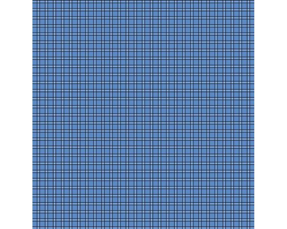Постельное белье Клетка синяя 457-1