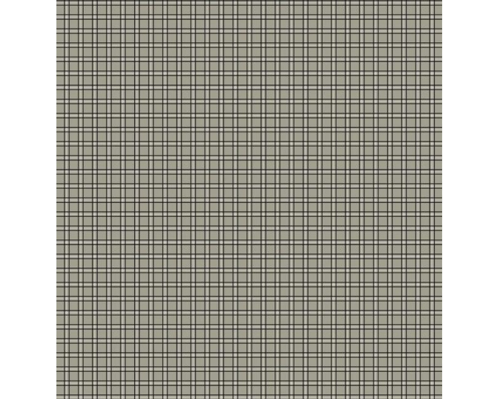 Постельное белье Клетка темно-серая 457-3
