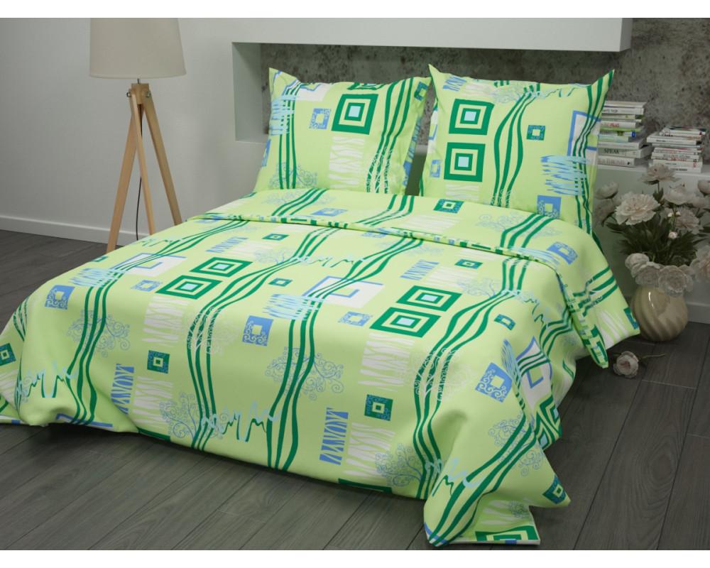 Постельное белье Пикассо зеленый 348-2