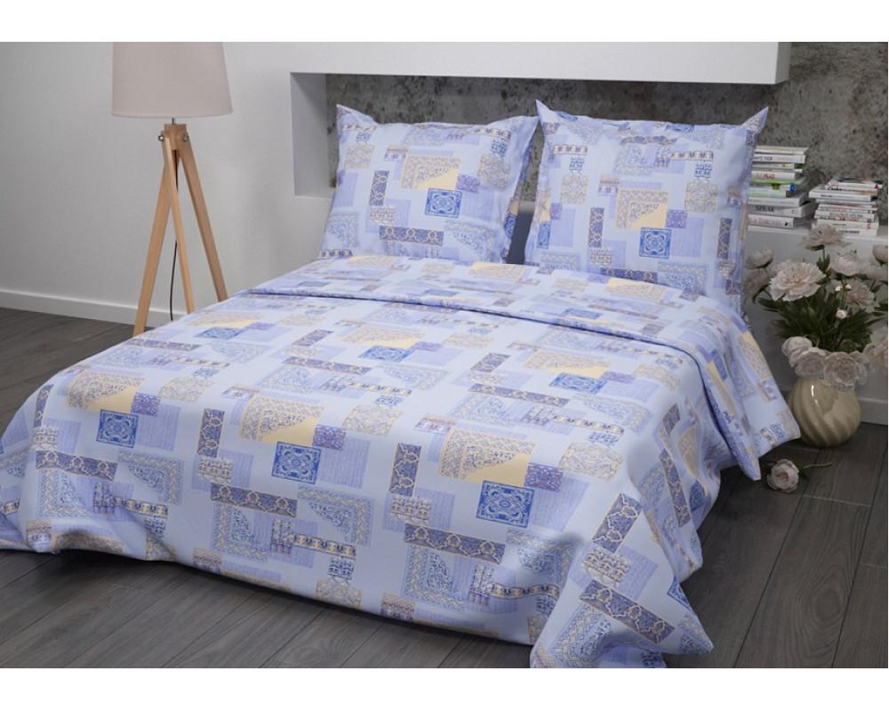 Постельное белье Арабеска голубая 356-1