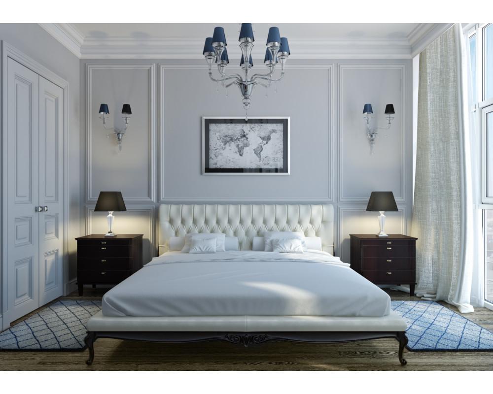 Белое постельное белье из бязи 142г