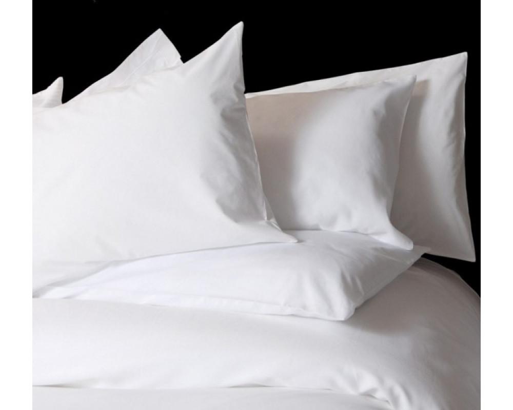 Белое постельное белье из бязи 110г