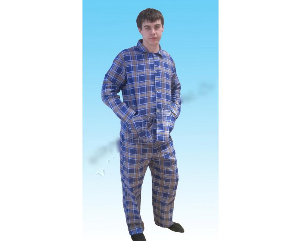 Пижама бязевая мужская ГОСТ