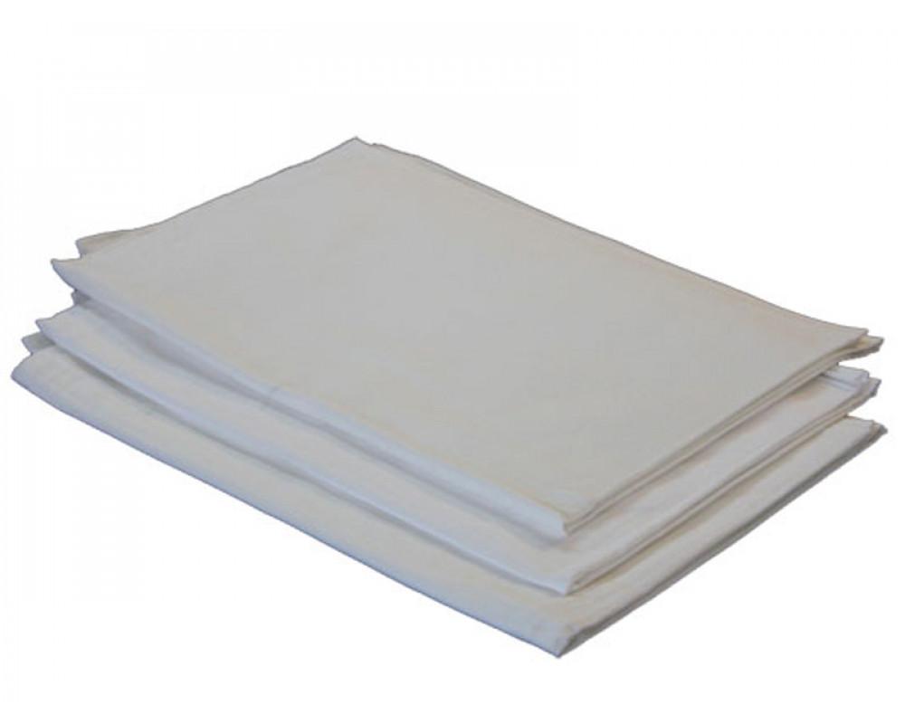 Пеленка белая бязевая