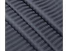 Комплект страйп-сатин 120г/м2 Мокрый асфальт