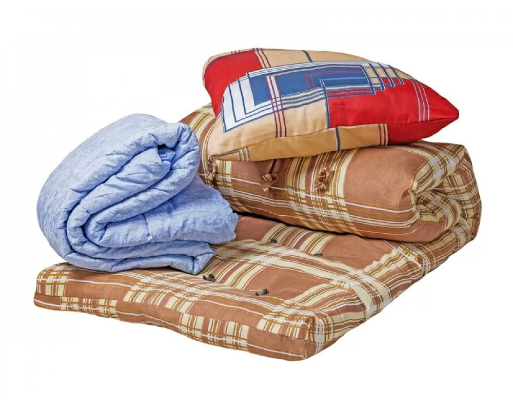 Матрас одеяло подушка для рабочих